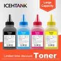 ICEHTANK 4 Color Toner Powder 106R02759 106R02756 For Xerox Phaser 6020 6022 WorkCentre 6025 6027 Laser Printer 160g