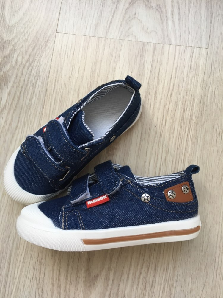 Kids Shoes for Girls Boys Sneakers Jeans Canvas Children Shoes Denim Running Sport Baby Sneakers Boys Shoes CSH227|Sneakers|   - AliExpress