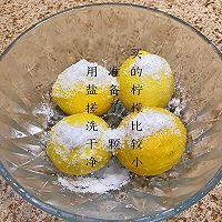 柠檬香味的泡鸡爪子的做法图解4
