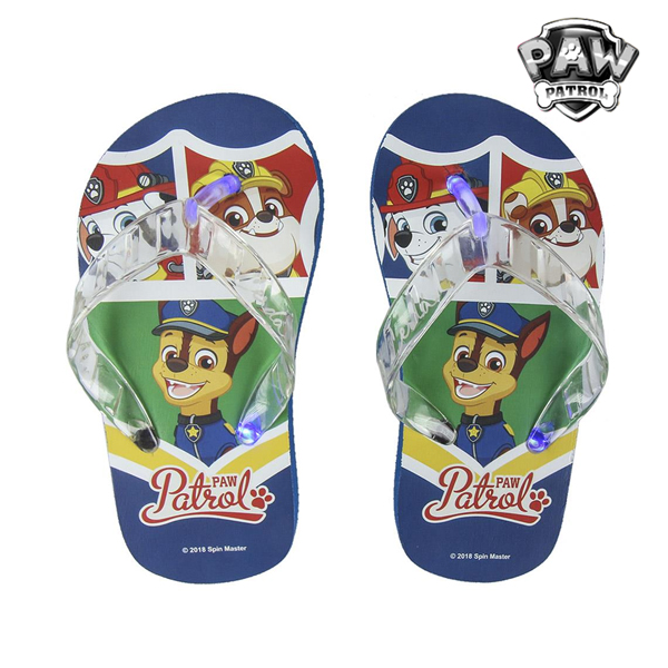 Flip-flops With LEDs The Paw Patrol 73083