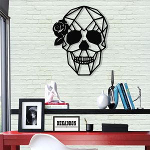 Металлические стены искусства, Viva la Vida металлический череп декор, металлические стены декор, украшение дома, металлический череп декор, нас...