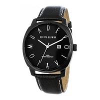 Relógio masculino devota & lomba DL008M-04BLACKWHITE (42mm)