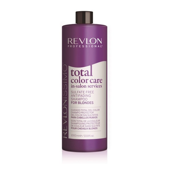 Shampoo For Coloured Hair Total Color Care Revlon (1000 Ml)