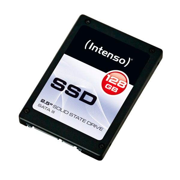 Hard Drive INTENSO Top SSD 128GB 2.5