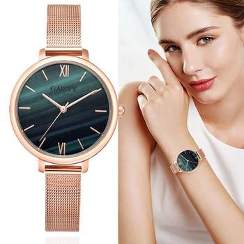 Women's Watches Luxury Stainless Steel Wristwatch Ladies Watch Women Bracelet Montre Femme Clock Relogio Feminino zegarek damski