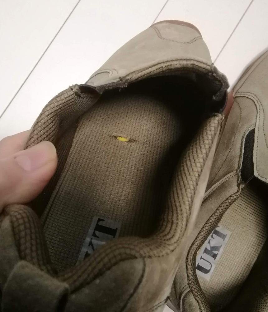 -- Chaussure Trekking Campismo