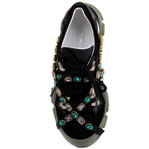 Image 5 - Moxee Black Women S Casual Shoes