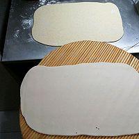 玉米面卷的做法图解4