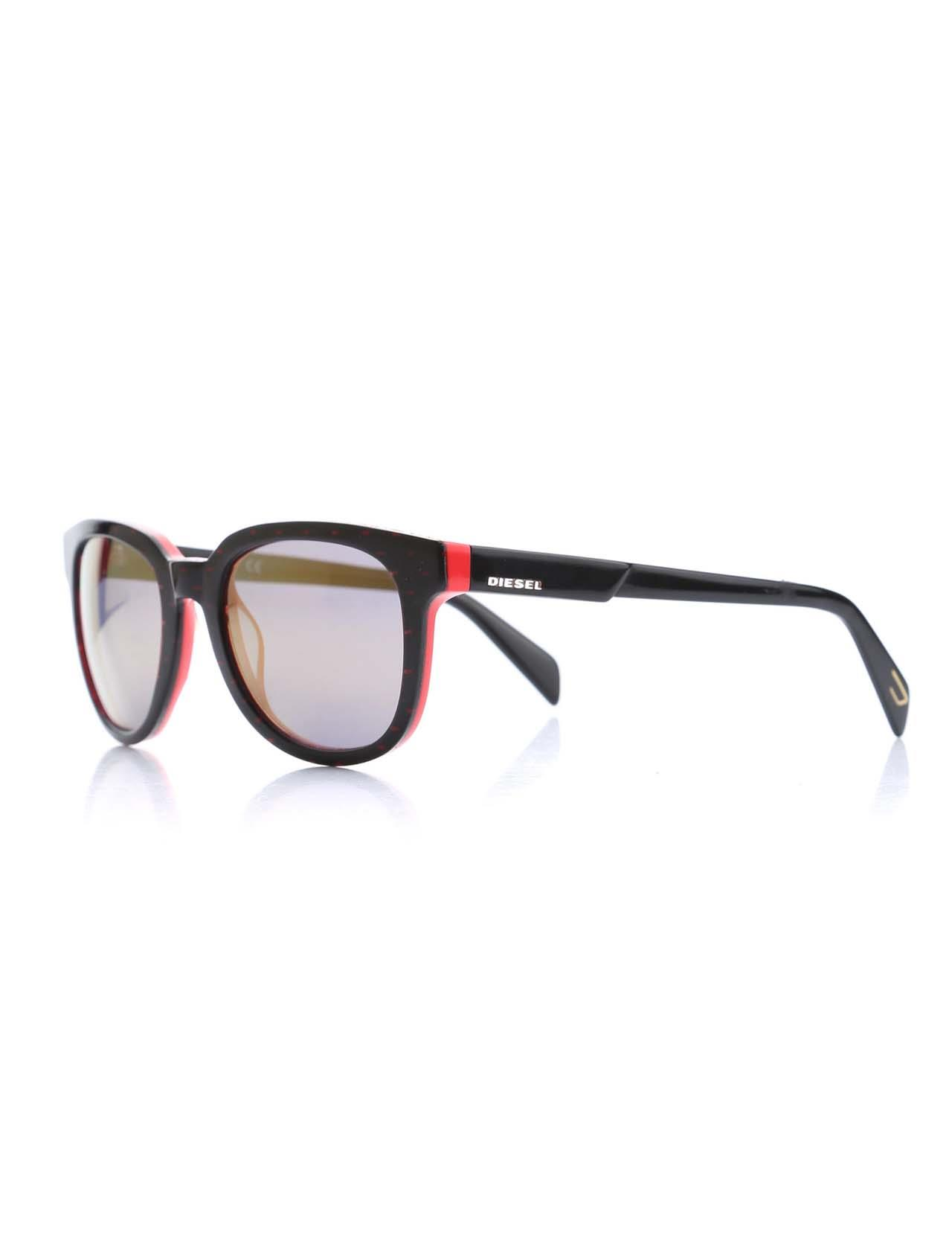 Women's sunglasses dl 0137 68l bone color organic oval aval 52-21-140 diesel