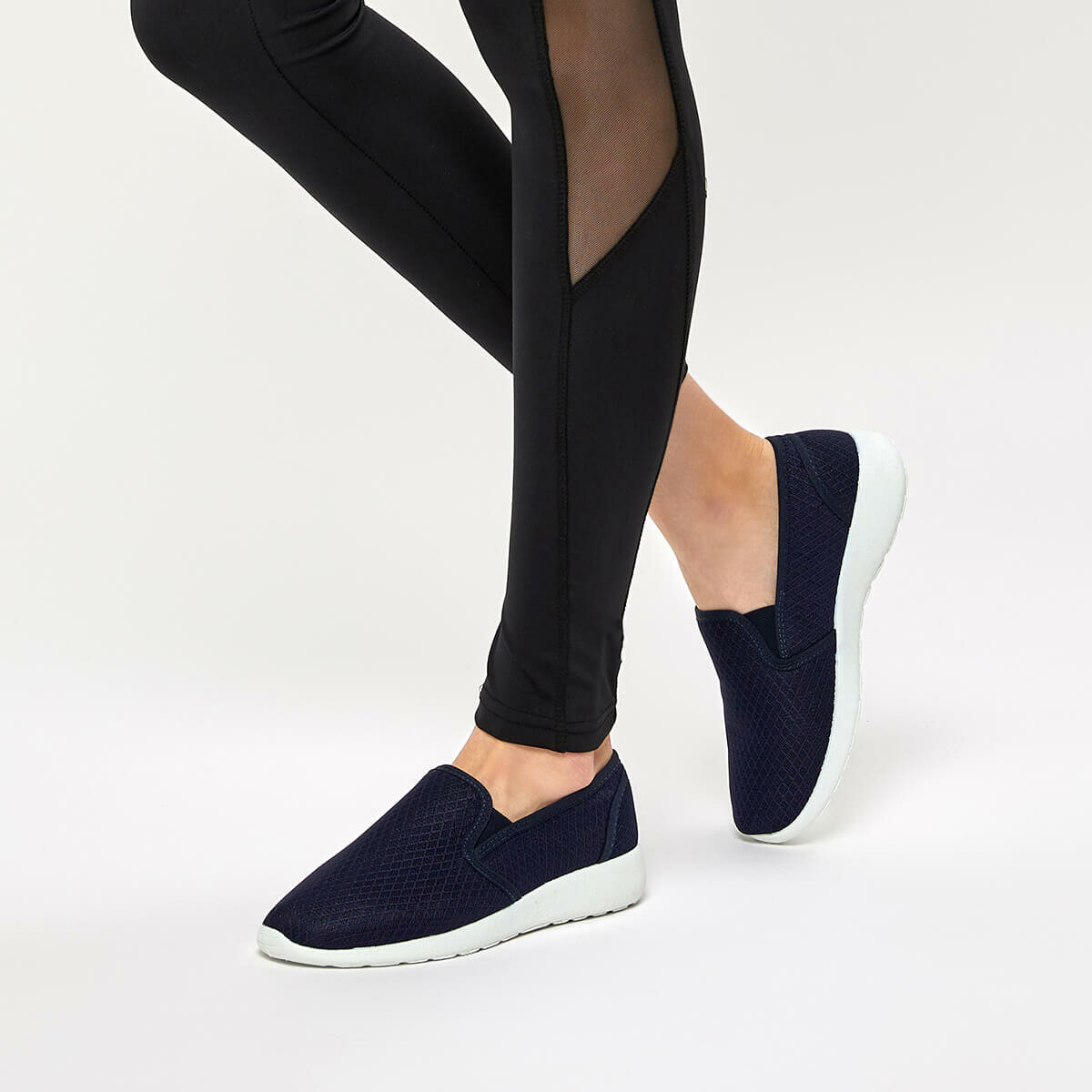 FLO 91.354969.Z Navy Blue Women 'S Slip On Shoes Polaris