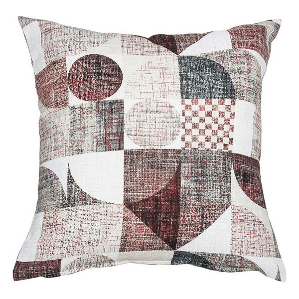 Cushion Painting Red