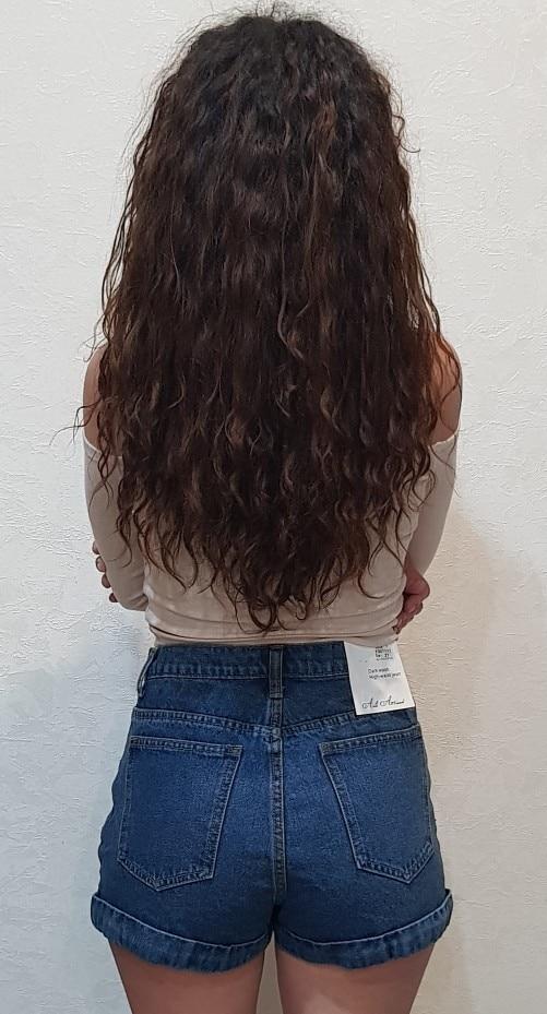 GCAROL 2021 Women Denim Shorts Vintage High Waist Cuffed Jeans Shorts Casual High Street Sexy Summer Spring Classic Shorts|women denim shorts|denim shorts vintagedenim shorts - AliExpress