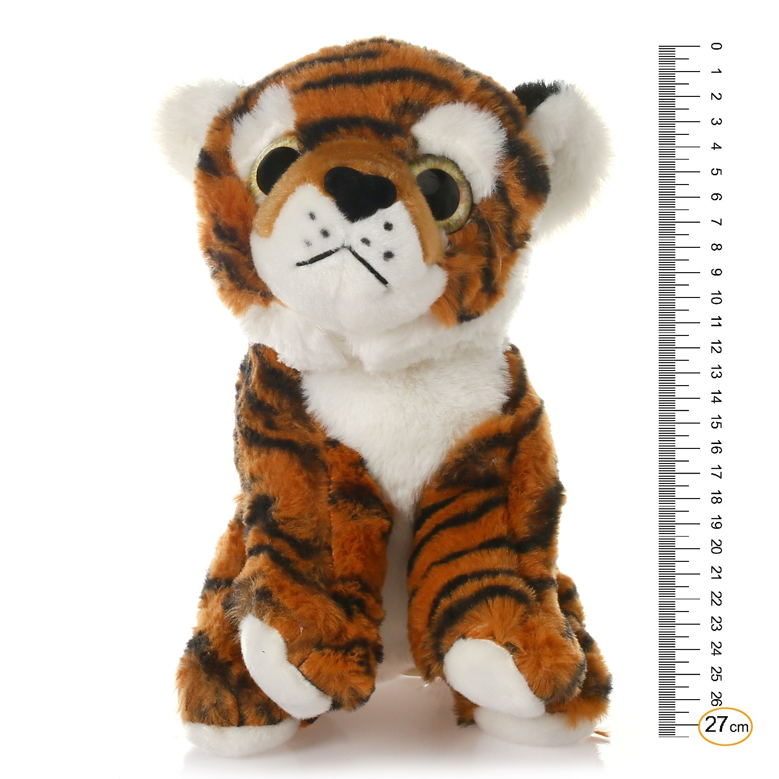 Ebebek Vardem Cute Plush Toy Animals For Children - Lion 24 Cm