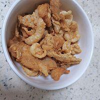 #太太乐鲜鸡汁芝麻香油#梅干菜肉烧饼的做法图解5