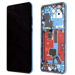 Image 5 - 100% Original 6.58 Display Replacement For Huawei P40 Pro LCD Touch Screen Digitizer Assembly For Huawei P40Pro Repair Parts