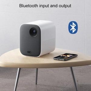Image 5 - Mi Smart Compact Projector Mi Smart компактный проектор (портативный 1920*1080 поддержка 4K видео wifi проектор led Beamer tv Full HD для домашнего кинотеатра и офиса)