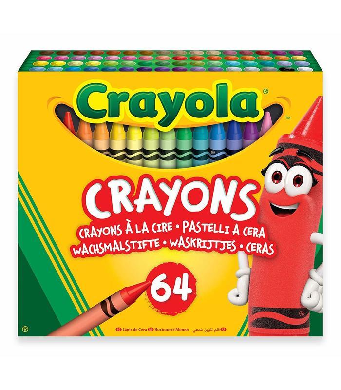 64 Waxes Crayola Toy Store Articles Created Handbook