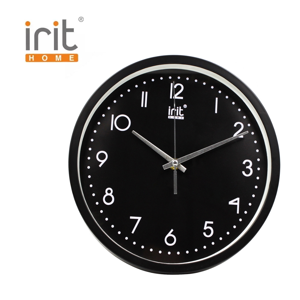 Wall Clock Irit IR-610 time home decor home decorations home appliances home decor pumpkin halloween wall sticker
