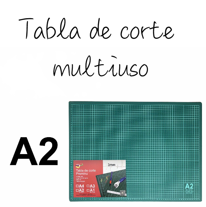 Cutting Board Crafts A2 A3 A4 PVC Slipmat Cutting Mat Cutting Mat