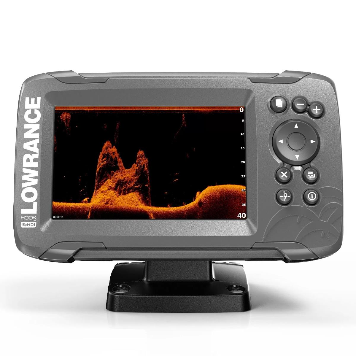 Sounder Lowrance Hook2-5x GPS Splitshot (000-14016-001)