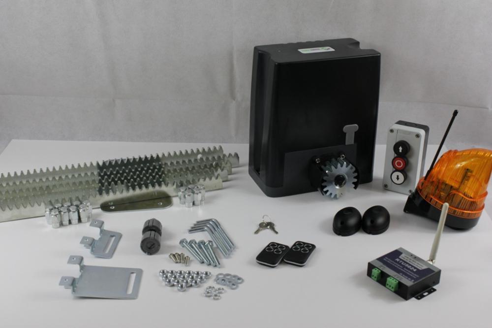 Automatic Sliding Gate Engine DKC500AC KIT Steel Rack
