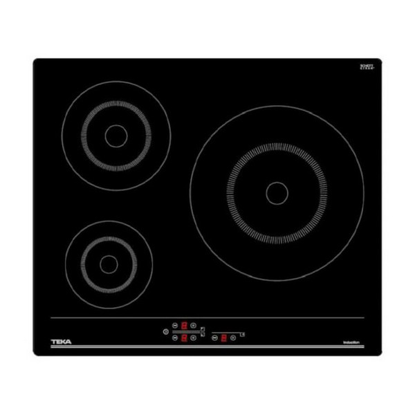 Induction Hot Plate Teka IBC63900TTC 60 Cm (3 Cooking Areas)