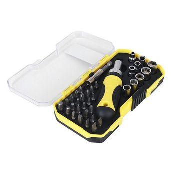 Tool Set Bricotech (35 Pcs)