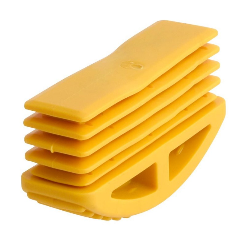 Cone Ladder 3 Sections 9/10 Steps Eco 25x80mm.