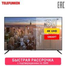 "Телевизор 50"" Telefunken TF-LED50S60T2SU 4K SmartTV"
