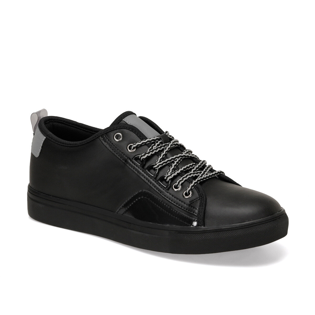 FLO HT408 Black Male Sneaker Forester