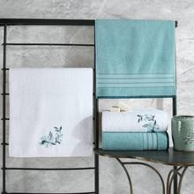 Bath-Towels Hotel Luxury High-Class-100%Cotton And Spa-Quality Water-Resistant Super-Absorbent