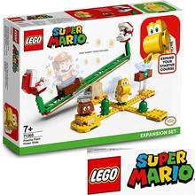Lego-Mario-Bros Expansion Super-Derrape Building-Game Plant Ce Pineapple 71365