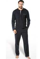 Pierre Cardin Erkek Lacivert Çeyizlik Pijama Takımı 5454 P002 PJT-05454