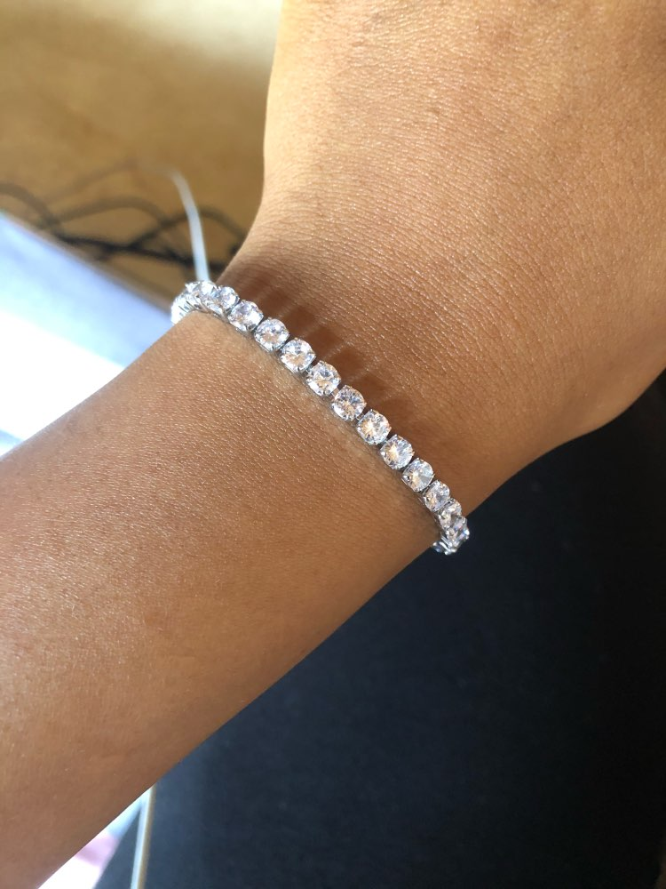 צמיד טניס יהלומים לאישה דגם 936 photo review
