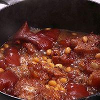 黄豆焖猪蹄的做法图解7