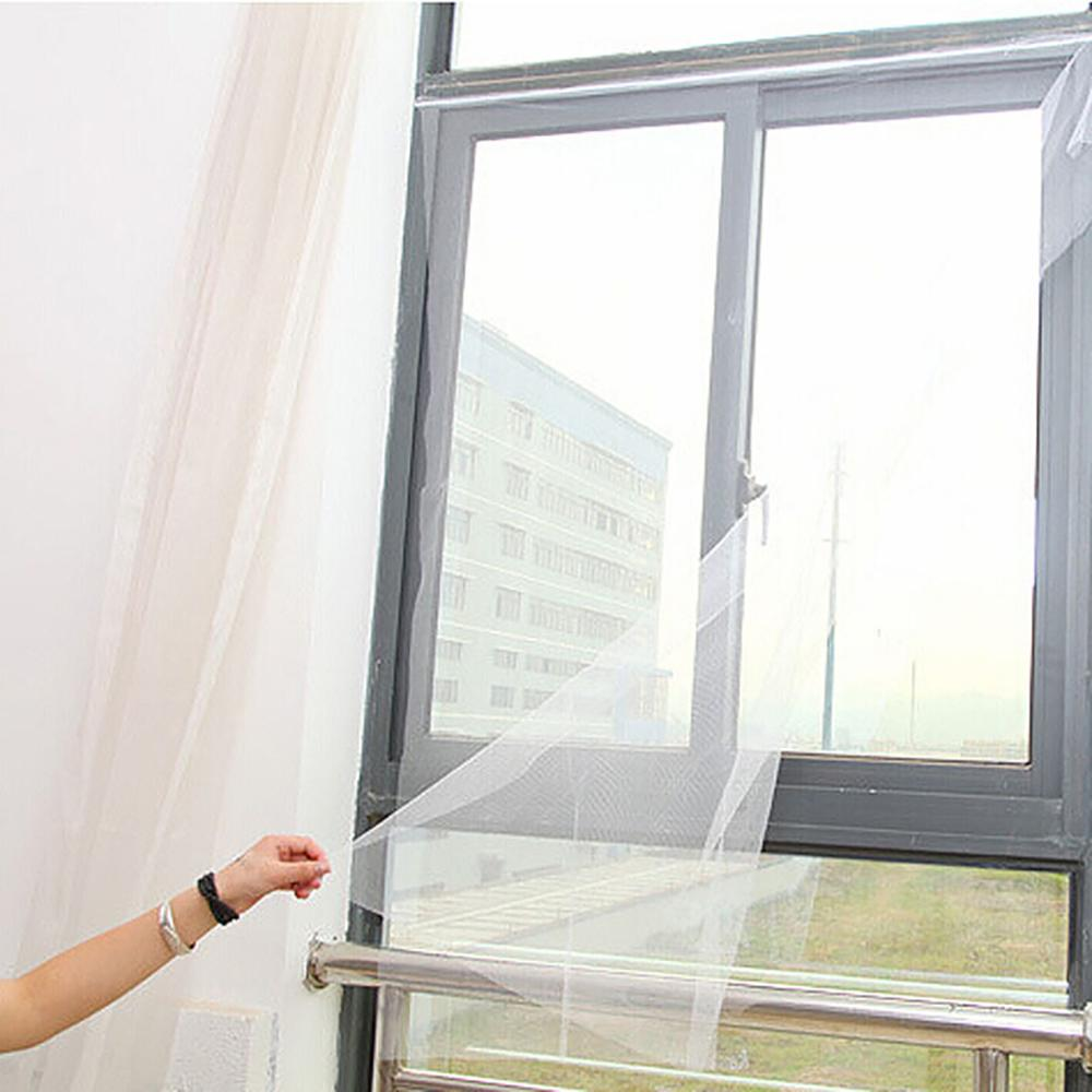 Mosquito Net For Window, LATERN 1.3 M X 1.5 M Net Insect Fly Screen Window Mesh Mesh Insect Bee Protective Co