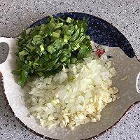 日式蒜辣意面的做法图解2