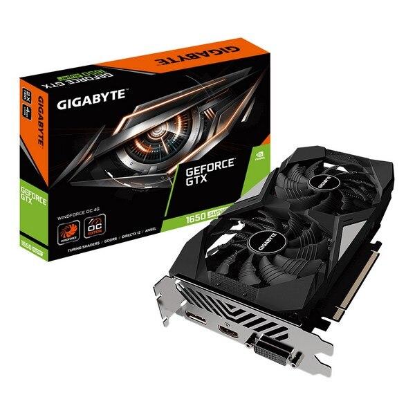 Graphics card Gigabyte NVIDIA GTX 1650 4 GB GDDR6|Graphics Cards| |  - title=