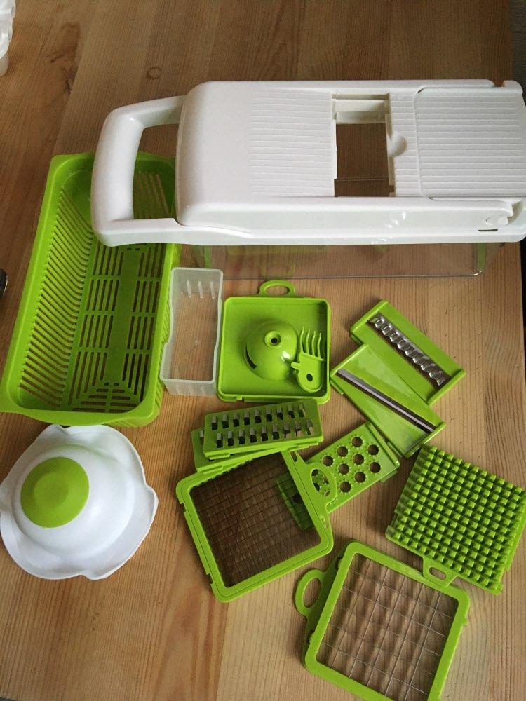 Multifunctional Fruits Vegetables Slicer photo review