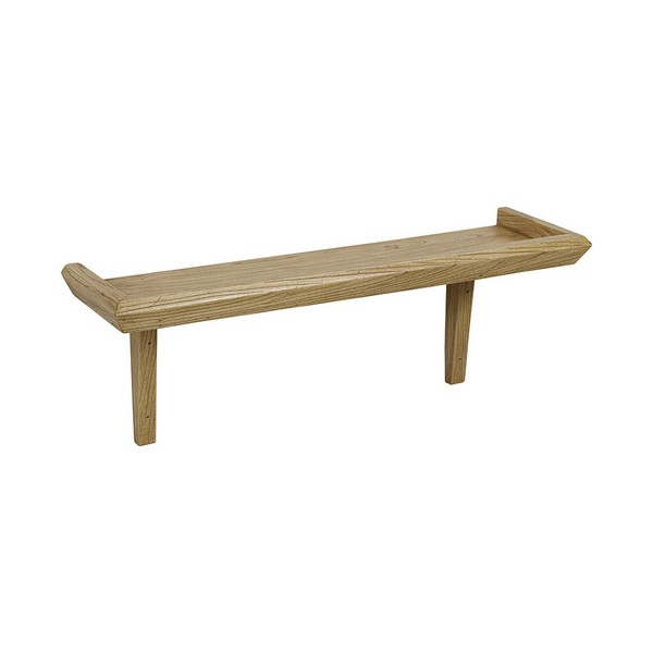 Shelve Mindi Wood Plywood (80 X 22 X 30 Cm)