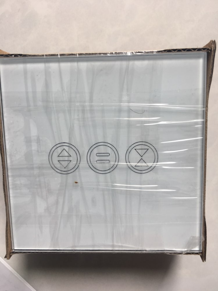 Sistema automático de controle de cortina Remoto Google Amazon