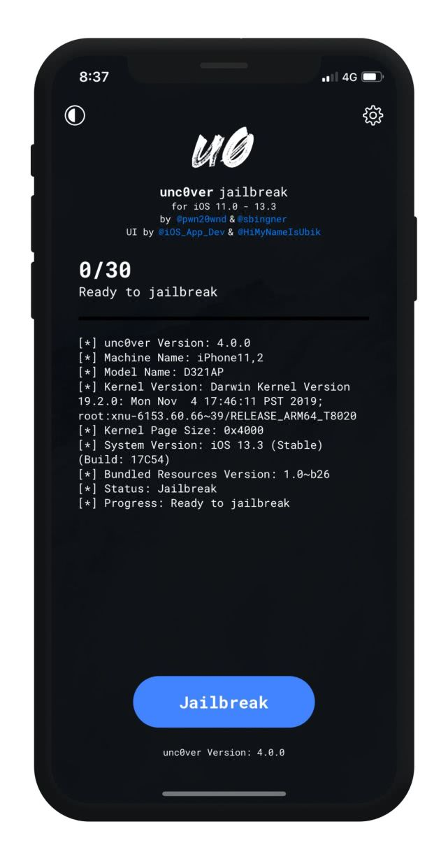 iOS越狱教程-什么是苹果手机越狱-A12A13Jailbreak_Joi博客文章