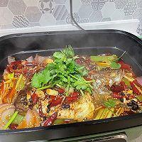 平凡的烟火气——家庭版香辣豆豉烤鱼的做法图解8
