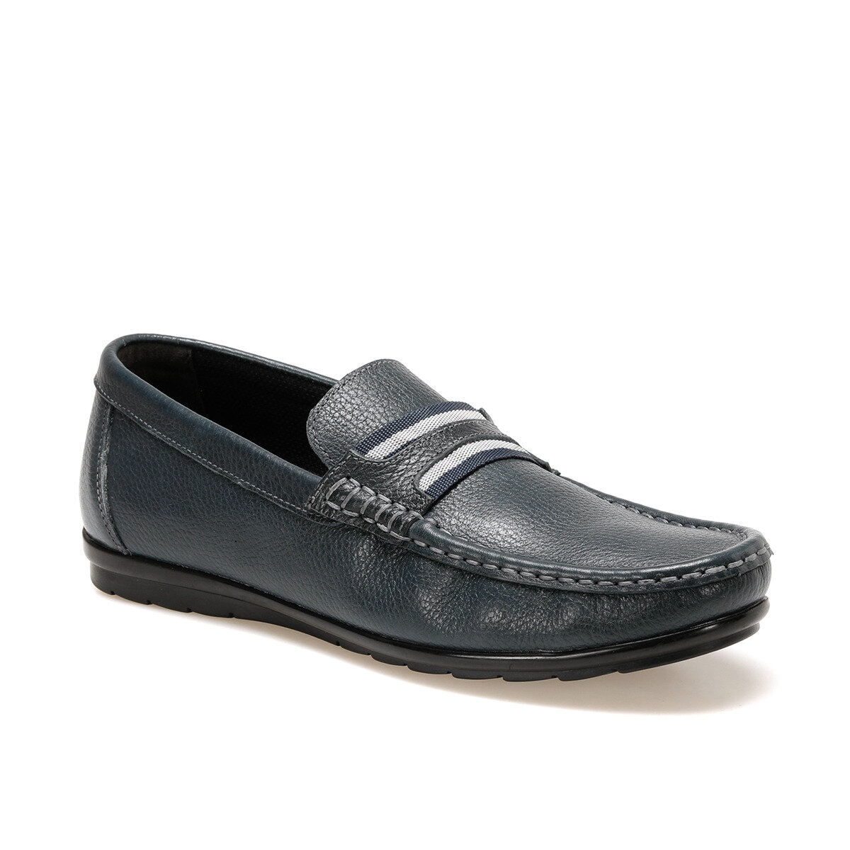FLO LF1 Navy Blue Men 'S Loafer Shoes Oxide
