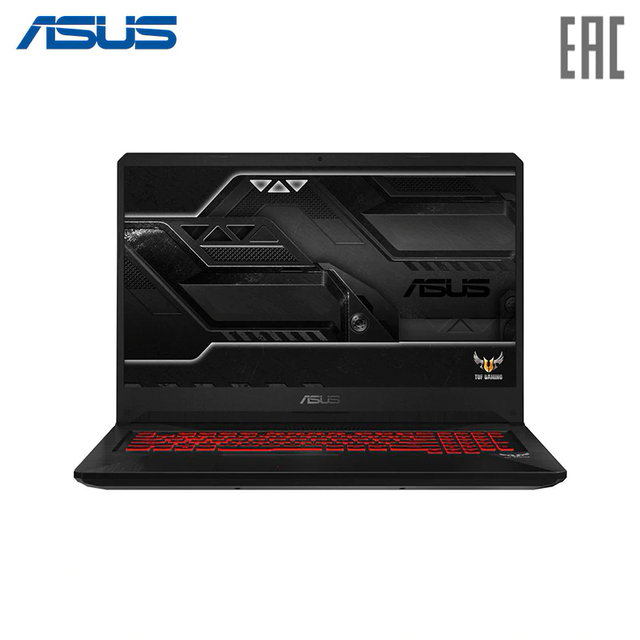 "Ноутбук ASUS FX705GD Intel Core i5 8300H/6Gb/1Tb + 128G SSD /17.3"" FHD IPS/NVIDIA GTX 1050 2Gb/Win10 Black(90NR0112-M02280)"