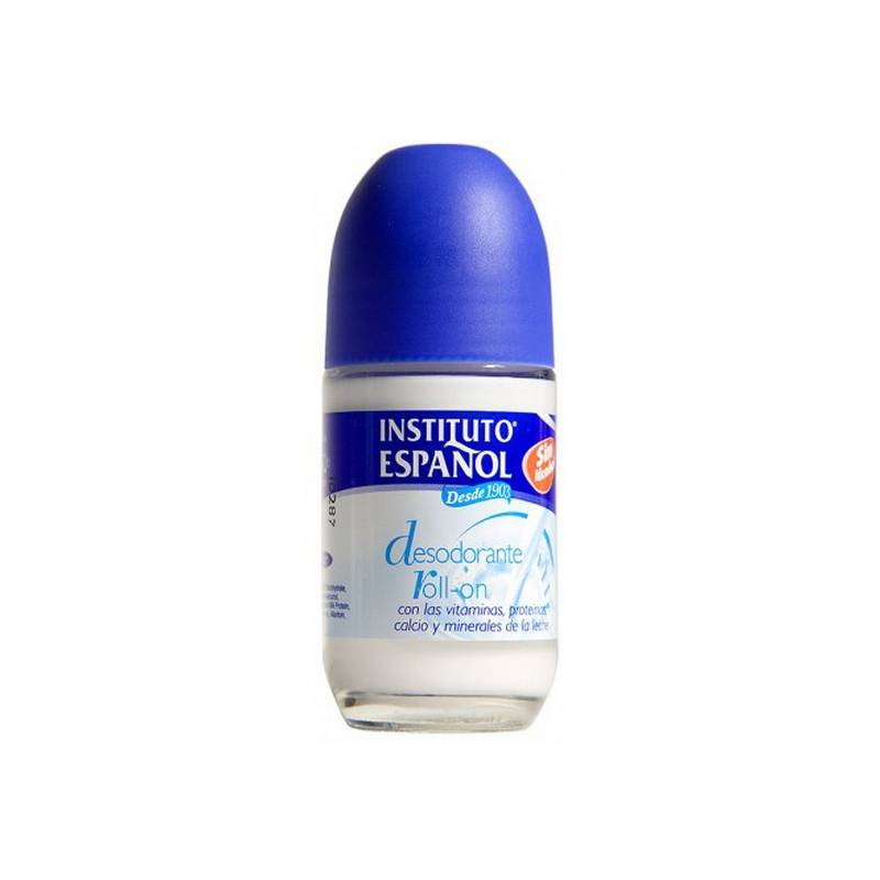 Deodorant Roll-On Milk And Vitamins Spanish Institute (75 Ml)