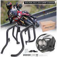 Motorcycle Parts Engine Guard Frame Slider Crash Bar Crashbar Protector Bumper Set For 2015 2016 2017 2018 2019 BMW S1000XR