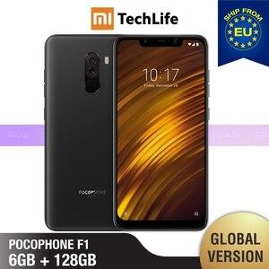 Image 2 - Global Version Xiaomi Pocophone F1 128GB ROM 6GB RAM (Brand New / Sealed) poco f1, poco 128, pocof1 Smartphone Mobile
