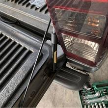 Para Nissan NP300 Navara D23 2014-2020 forMercedes-Benz Clase X inoxidable portón trasero lento ascensor apoyo amortiguadores de gas amortiguador