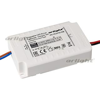 020750 Power Supply ARJ-KE34700-DIM (24 W, 700mA, PFC Triac [IP20 Plastic 2] Box-1 Pcs ARLIGHT-Блок Power ^ 19